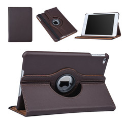 Apple Ipad Mini 4 Book case Tablet Rotatable Brown for Ipad Mini 4
