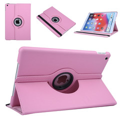 Apple iPad 10.2 2019 Pink Book case Tablet - Rotatable
