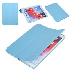 Apple iPad 10.2 2019 Blue Book case Tablet - Smart Case