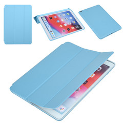 Apple iPad 10.2 2019 Book case Tablet Smart Case Blue for iPad 10.2 2019
