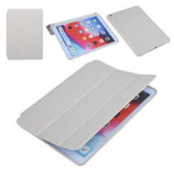 Apple iPad 10.2 2019 Gris Tablet Housse Smart Case