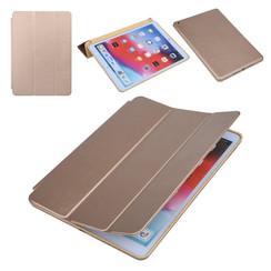 Apple iPad 10.2 2019 Gold Book case Tablet - Smart Case