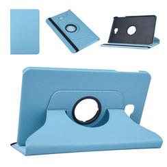 Samsung Tab A 10.1 2016 Blauw Book Case Tablethoes Draaibaar