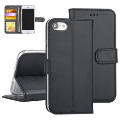 Apple iPhone 7/8 Book type case Card holder Black for iPhone 7/8