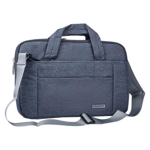 Andere merken Universeel Universal 15 inch Laptop tasche Grau - Smooth