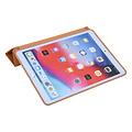 Andere merken Apple iPad 10.2 2019 Book Case Tablet Braun - Smart Case