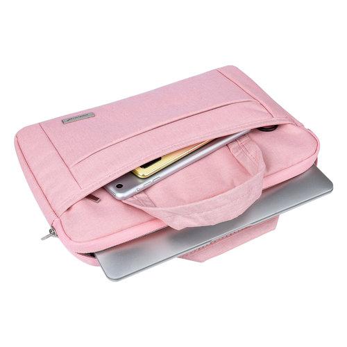 Andere merken Universeel Universal 14 inch Laptop tasche Pink - Smooth