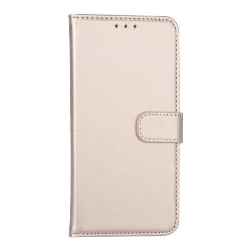 Andere merken Samsung Galaxy A10s Book type housse Titulaire de la carte Or