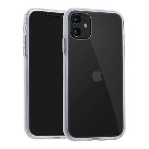 Andere merken Apple iPhone 11 Back-Cover hul Transparent - Soft Touch