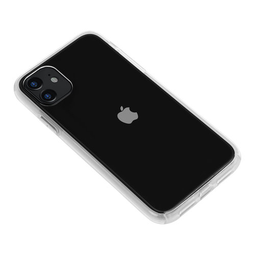Andere merken Apple iPhone 11 Back cover coque Soft Touch Transparent