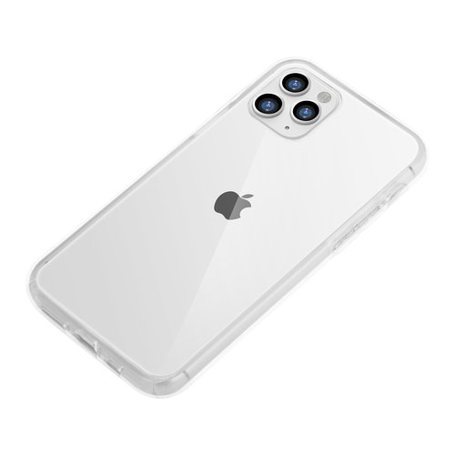 Andere merken Apple iPhone 11 Pro Back-Cover hul Transparent Soft Touch - Kunststof