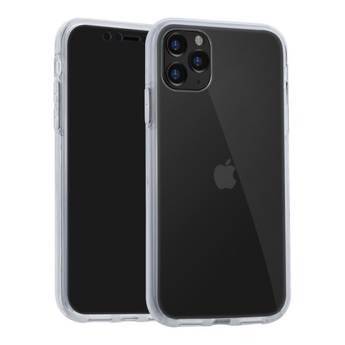 Andere merken Apple iPhone 11 Pro Max Back cover coque Soft Touch Transparent