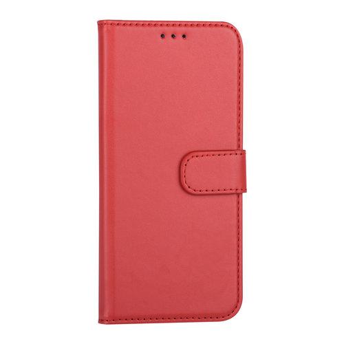Andere merken Samsung Galaxy A40 Book type housse Titulaire de la carte Rouge