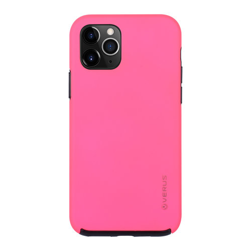 Andere merken Apple iPhone 11 Pro Back-Cover hul Hot Pink - Soft Touch