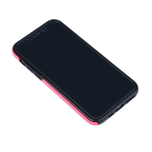 Andere merken Apple iPhone 11 Pro Back cover coque Soft Touch Hot Rose