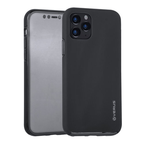 Andere merken Apple iPhone 11 Pro Back-Cover hul Schwarz - Soft Touch