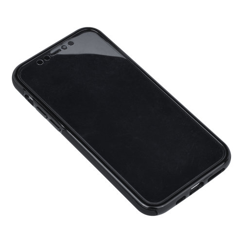 Andere merken Apple iPhone 11 Pro Back-Cover hul Schwarz Soft Touch - Kunststof
