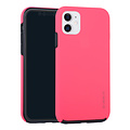Andere merken Apple iPhone 11 Back-Cover hul Hot Pink - Soft Touch