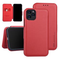 Uniq accessory Apple iPhone 11 Pro Red Book type case - Card holder