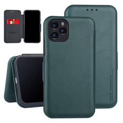Apple iPhone 11 Pro Book type case Card holder Green for iPhone 11 Pro