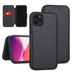 Uniq accessory Apple iPhone 11 Pro Max Black Book type case - Card holder