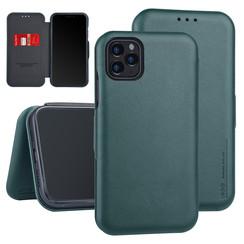 Uniq accessory Apple iPhone 11 Pro Max Green Book type case - Card holder