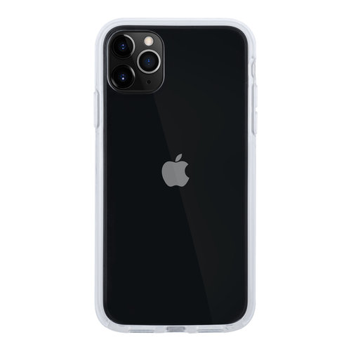 Andere merken Apple iPhone 11 Pro Max Back-Cover hul Transparent Soft Touch - Kunststof