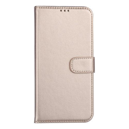 Andere merken Samsung Galaxy A50 Book type housse Titulaire de la carte Or