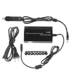 Laptop Adaptor voor Universel 100W -Zwart