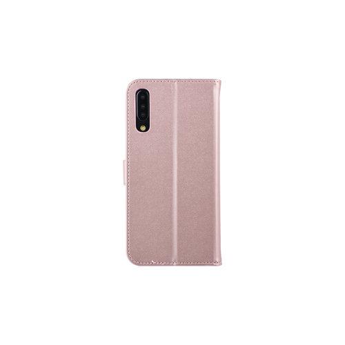 Andere merken Samsung Galaxy A50 Book-Case hul Rose Gold Kartenhalter - Kunstleer
