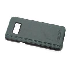Pierre Cardin Backcover voor Samsung Galaxy S8 - Groen