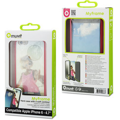 muvit Backcover voor Apple iPhone 6