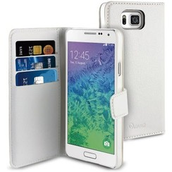 Muvit Book Case Voor Samsung Galaxy S6- Wit