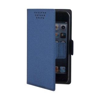 "Muvit Book Case Universal 5.7"" - Blauw"