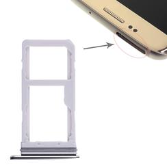 Sim Holder voor Galaxy S7 Edge - Zwart (8719273259573)
