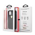 Ferrari Apple iPhone 11 Pro Ferrari Back-Cover hul Schwarz FESSIHCN58BK - TPU