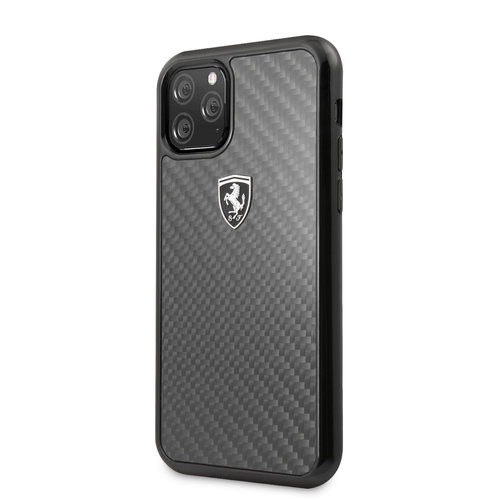 Ferrari Apple iPhone 11 Pro Back cover case Ferrari FEHCAHCN58BK Black for iPhone 11 Pro