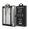 Ferrari Apple iPhone 11 Pro Ferrari Back-Cover hul Silber FEHCAHCN58SI - Carbon Fiber