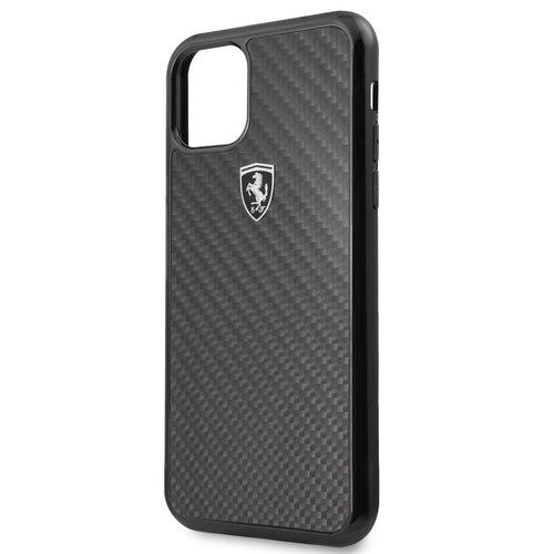 Ferrari Apple iPhone 11 Pro Max Back cover case Ferrari FEHCAHCN65BK Black for iPhone 11 Pro Max