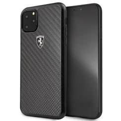 Apple iPhone 11 Pro Max Back cover case Ferrari FEHCAHCN65BK Black for iPhone 11 Pro Max