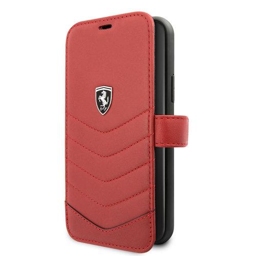 Ferrari Apple iPhone 11 Pro Book type case Ferrari FEHQUFLBKSN58RE Red for iPhone 11 Pro