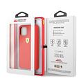Ferrari Apple iPhone 11 Pro Ferrari Back-Cover hul Rot FESSIHCN58RE - TPU