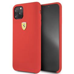 Apple iPhone 11 Pro Max Ferrari Back cover coque FESSIHCN65RE Rouge