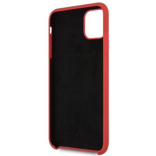 Ferrari Apple iPhone 11 Pro Max Back cover case Ferrari FESSIHCN65RE Red for iPhone 11 Pro Max