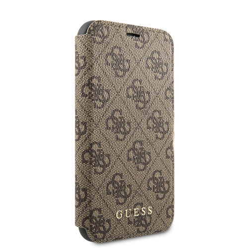 Guess Apple iPhone 11 Book type case Guess GUFLBKSN614GB Brown for iPhone 11