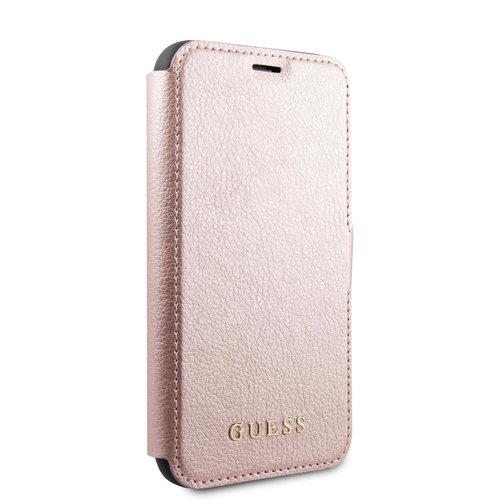 Guess Apple iPhone 11 Book type case Guess GUFLBKSN61IGLRG Rose Gold for iPhone 11