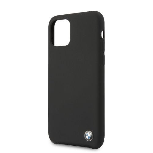 BMW Apple iPhone 11  BMW Back-Cover hul Schwarz BMHCN61SILBK - TPU