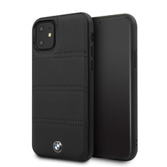 Apple iPhone 11 Back cover case BMW BMHCN61PELBK Black for iPhone 11