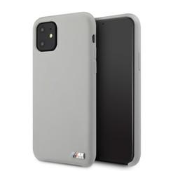 Apple iPhone 11 BMW Back-Cover hul Grau BMHCN61MSILGR - TPU