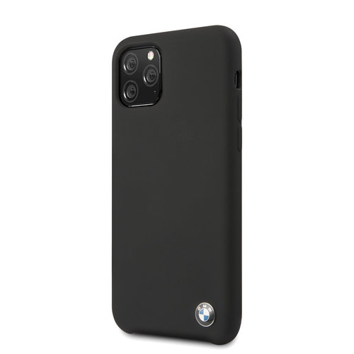 BMW Apple iPhone 11 Pro BMW Back-Cover hul Schwarz BMHCN58SILBK - TPU